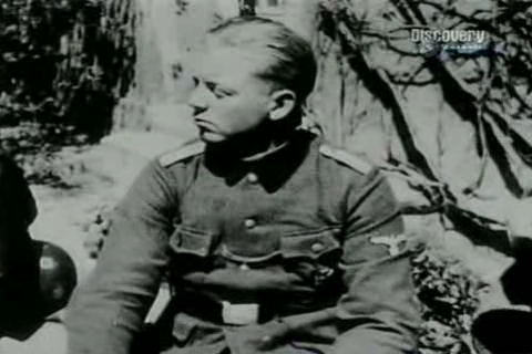 ВВС: Гладиаторы Второй мировой. Войска СС / Gladiators of World War II. Waffen-SS (2002) TVRip